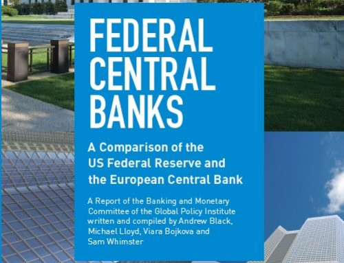 The Future of Central Banking. A comparison of the US Federal Reserve with the European Central Bank