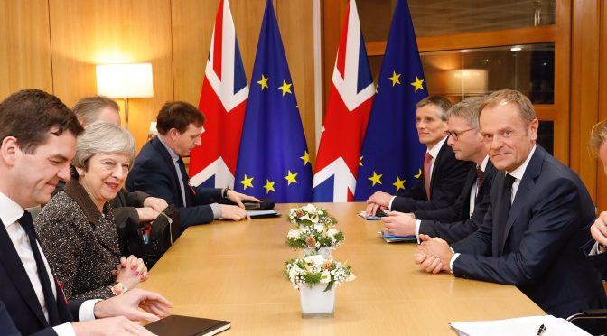 "The view from Brussels of the EU-UK negotiations: a total illusion of ""independence"""