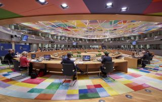 EU Council roundtable