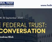 Federal trust in conversation youtube