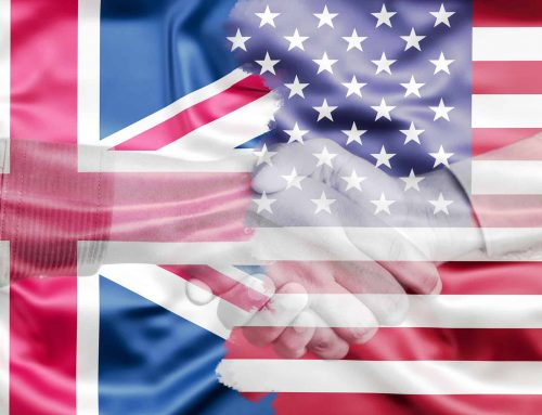 No EU Deal -> No US Deal: US-EU again aligned, UK out in the cold