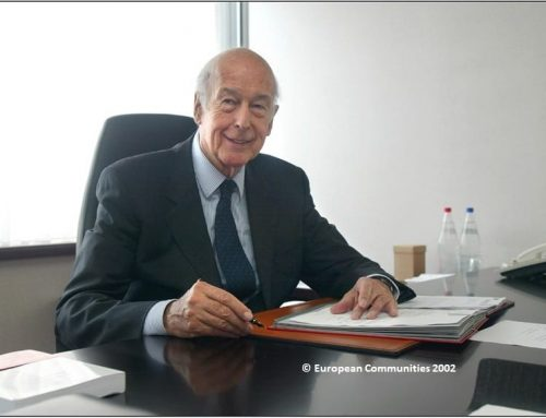 Valery Giscard d'Estaing – a European Dreamer