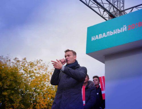 Navalny arrest an early test for Biden, EU and the 'new transatlantic relationship'
