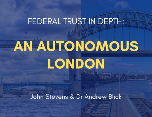 An autonomous London