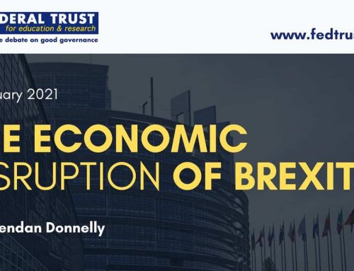 Video: The economic disruption of Brexit
