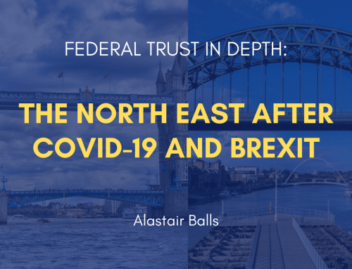 The North East after Covid-19 and Brexit