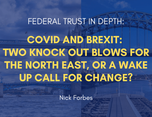Covid and Brexit – two knock out blows for the North East, or a wake up call for change?