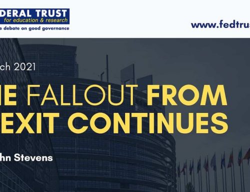 Video: The fallout from Brexit continues