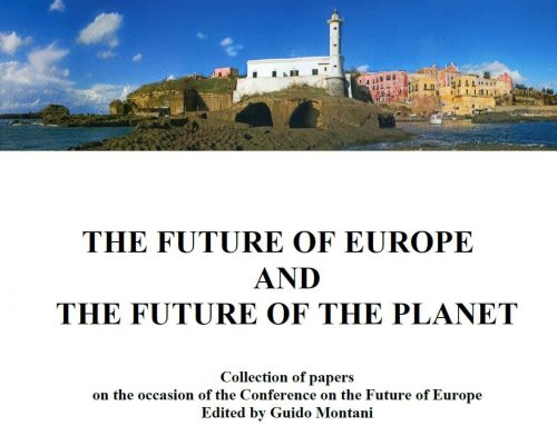 E-Book: The Future of Europe and the Future of the Planet
