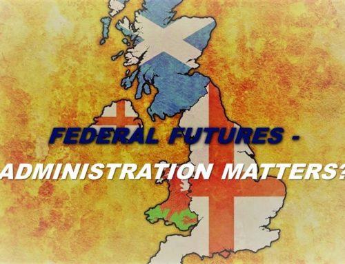 Webinar: Federal Futures – Administration Matters?