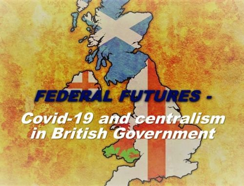 Webinar: Covid-19 and centralism in British Government