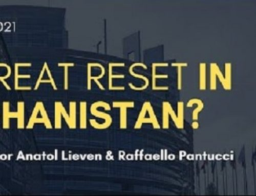 A Great Reset in Afghanistan?