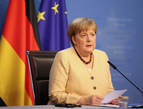 Angela Merkel, Britain and Europe: a view from offshore